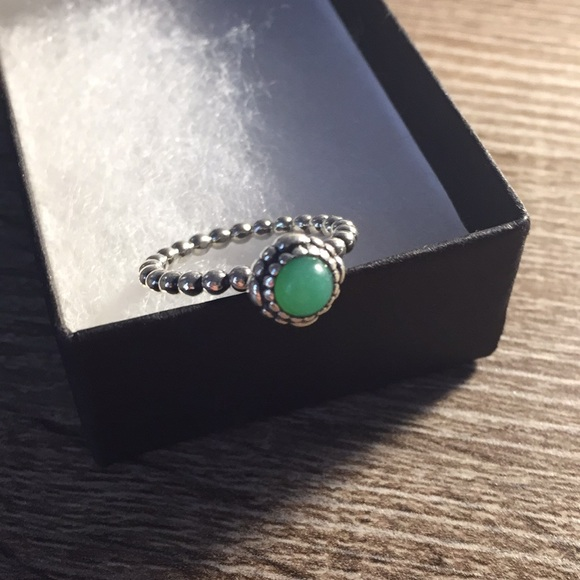 2945ed6bb Pandora Emerald may birthstone ring. M_5a858eba05f4306416ce9912